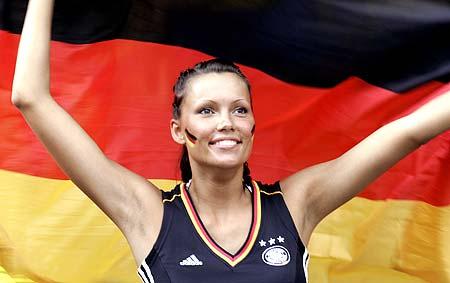 Tifosa Germania